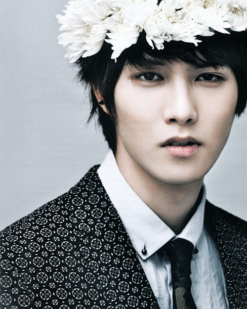 my flower boy