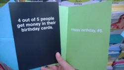 why pretty much wait what Cards Against Humanity birthday card UMIUSHIS