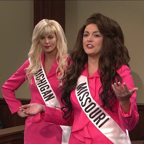 SUCH AS, THANK YOU. #snl #cecilystrong