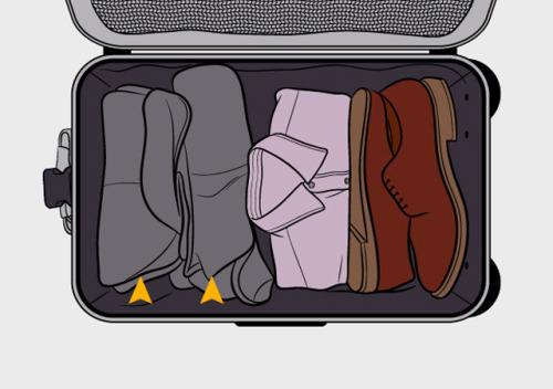 giltman:  How To Pack A Suit