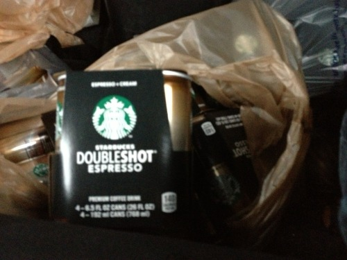 12 cases of doubleshots