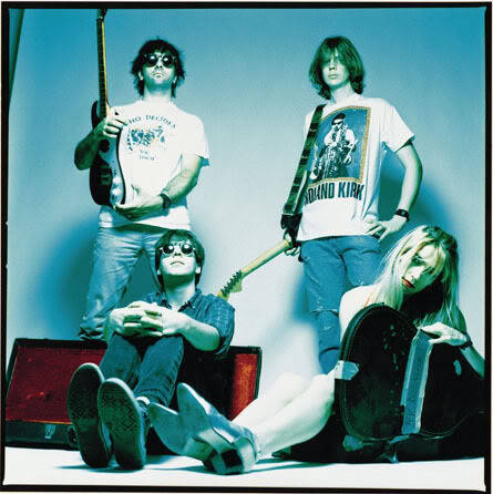 Artist Of The Week. Sonic Youth. (www.last.fm/user/CrossTheBreeze_)