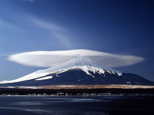 Mt. Fuji (via Smashing Magazine)