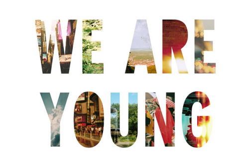 idreaminparadise:  we are young by i enrapture on Flickr.