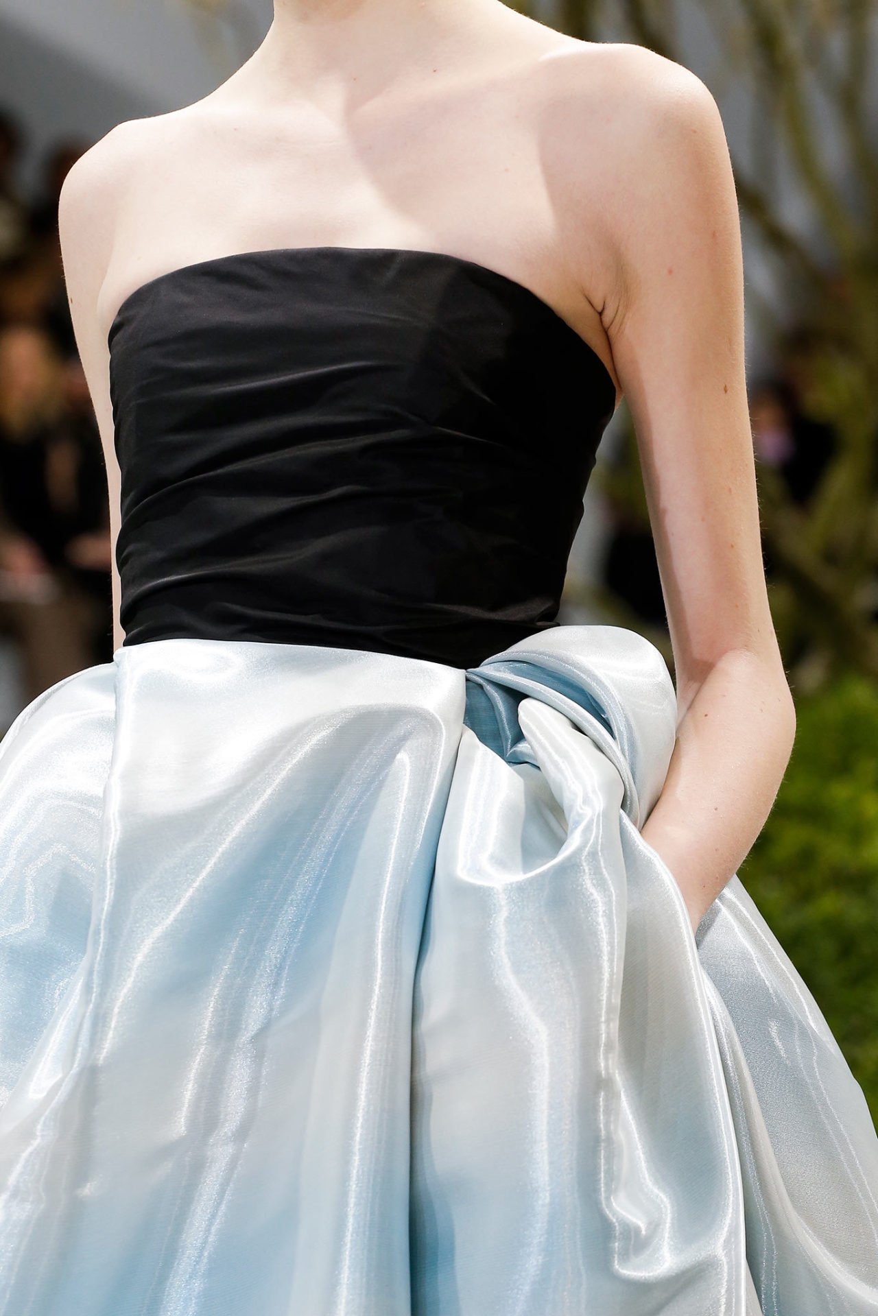 Christian Dior Spring 2013 Haute Couture, detail