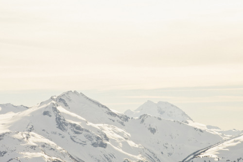 man-and-camera:   Blackcomb  ➾ Luke Gram