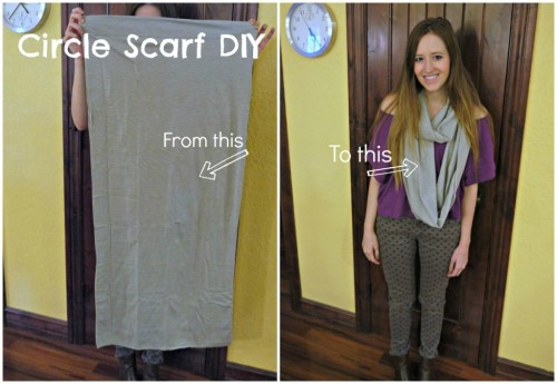 Design DIY: Pillowcase to Infinity Scarf DIYThere's a freeze warning in Phoenix today. Inspired by this unusually chilly weather, I decided to…View Postshared via WordPress.com