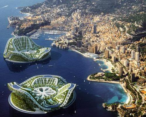 10 innovative ideas that would let us live on water