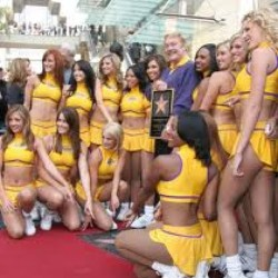 Greatest owner ever, R.I.P. #drjerrybuss #lakers #nba