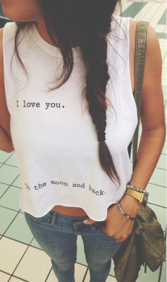 marybriana:  I want this shirt