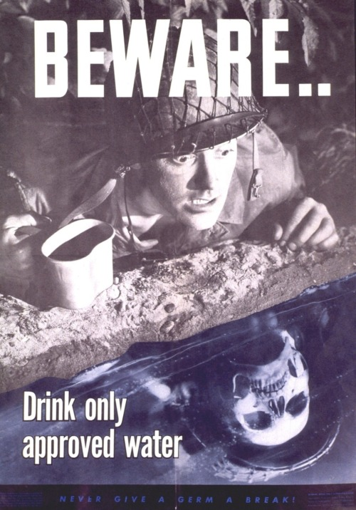 Beware…  (U.S. Dept. of War, 1944)
