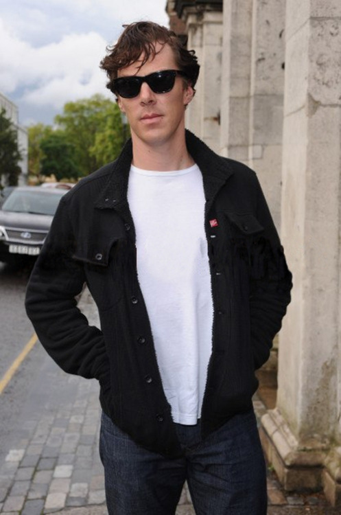 touchedmuch:  Morning Cumberbatch Cool Photography by Karwai Tang via Amana Images