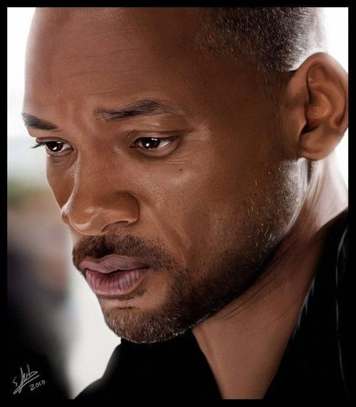 (via Will Smith Closeup photo)