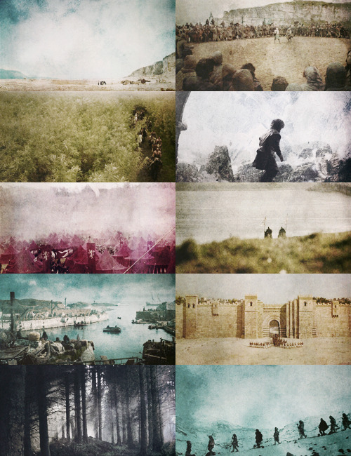 screencap meme: game of thrones + scenery (requested by belleofgold)