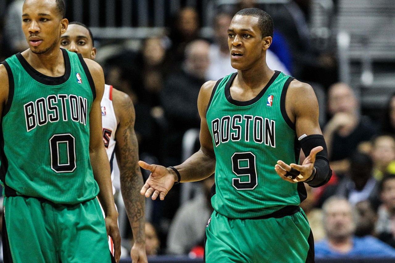 Terrible news for the Celtics: An MRI revealed Rajon Rondo has a torn ACL. More here.