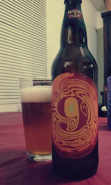 Magic Hat Brewing #9.