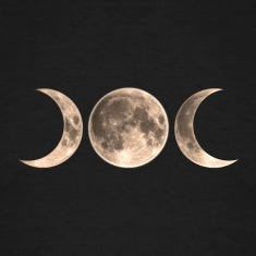 Goddess wiccan wicca moon goddess triple moon triple moon goddess
