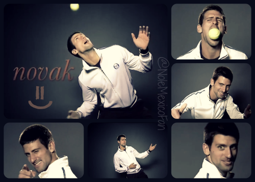my dear novak… =)  RG '12