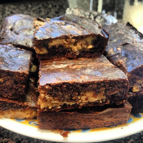 Think these delicious looking brownies are filled with sugar? I think not. Check out Live Lean TV tonight for the healthy cooking show on how to make these Gluten-Free, Sugar Free Brownies…you'll be saying #DamnThatsGood #LiveLean #Nutrition #Delicious #Yum #Yummy #EatClean #cleaneating #fitspo #fitfam
