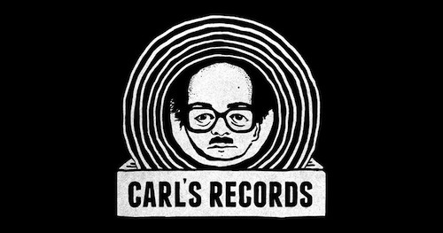 Carl's Records & Dad Jams by Jillian Fisher is up for scoring on Threadless… but you're too busy buying records on Record Store Day!