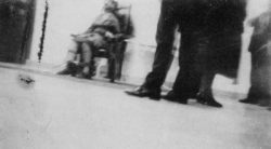 First photograph of an electric chair execution. Taken by Tom Howard, 1928.