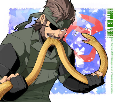 xombiedirge:  The Year of The Snake by Hinoe-0