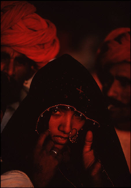 Rajasthan, India | Bruno Barbey