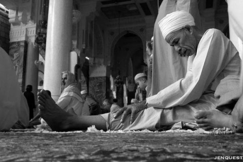 arabstreetphoto:  Nomaz Islam - Mecca & Medina Photo Book
