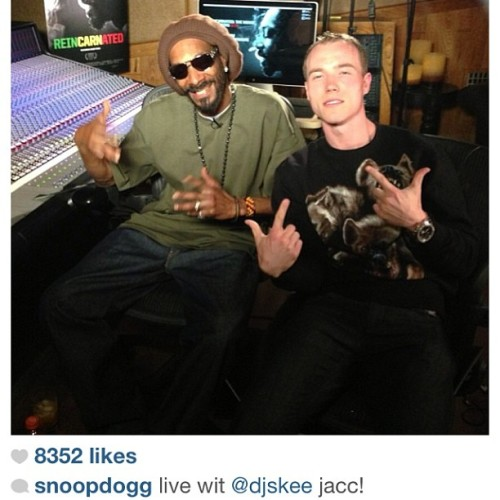 #LiveFromLA @SnoopDogg #reincarnated (at Skee Lodge)