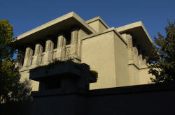 Frank Lloyd Wright's Unity Temple, a pilgrimage site for architectural buffs, will get a face lift, thanks to a $10 million grant from a Chicago-based foundation.Read the full story here.