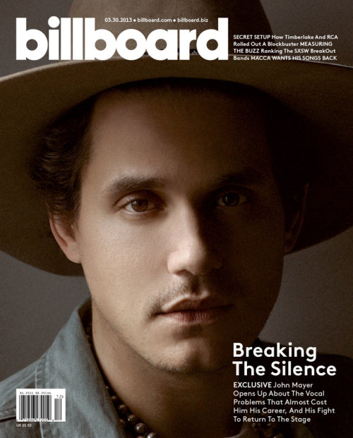John Mayer: The Billboard Cover Story John Mayer announces first tour in 3 years – See the dates HERE