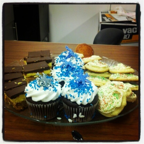 I have a love-hate relationship with my #job #cookies #cupcakes