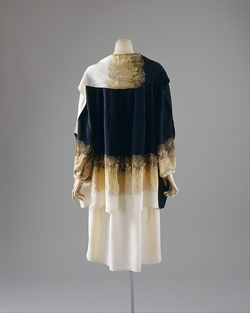 Coat Coco Chanel, 1927 The Metropolitan Museum of Art