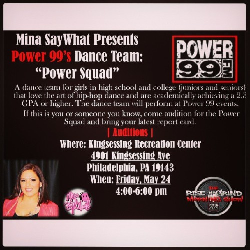 #power99danceteam #highschool #auditions