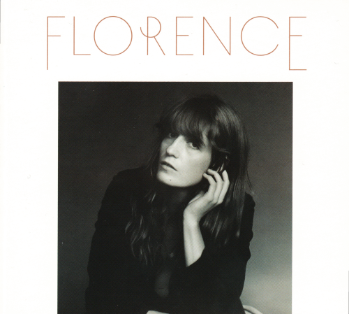 Florence + the Machine - How Big, How Blue, How Beautiful Deluxe Artwork