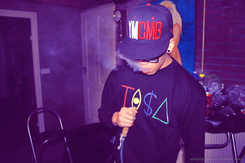 cali-swag-life:  TI$A and YMCMB C: