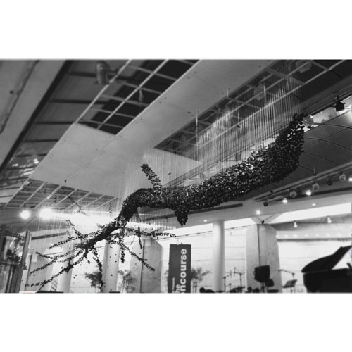 | Spring of Flora | • by Bahk Seon Ghi • (at Esplanade Concourse)