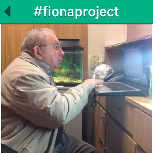 It's not too late to make a #fionaproject video on Vine. See fionaproject.com for instructions and examples. (This is from @josephpiekarski's.)