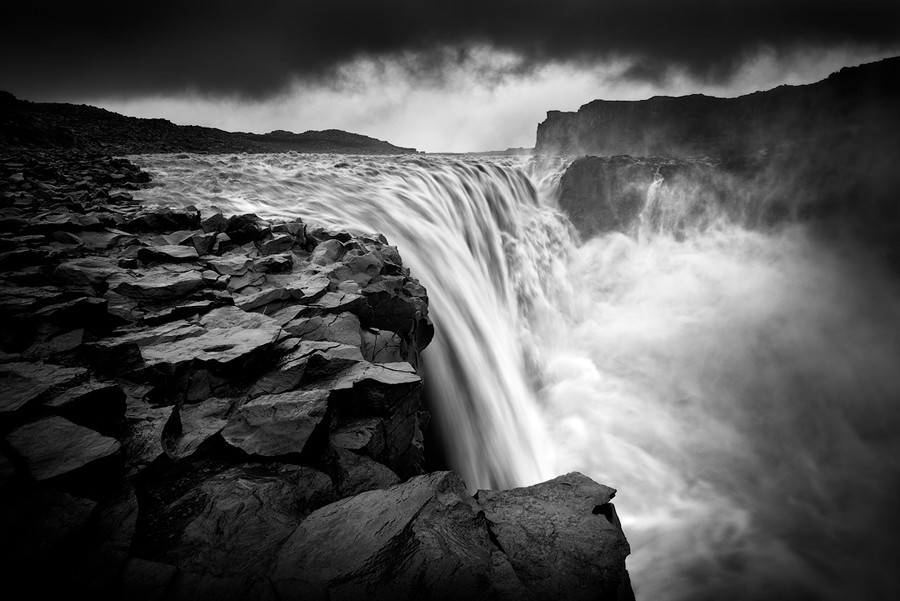 The Mighty Detifoss by jeromeberbigier