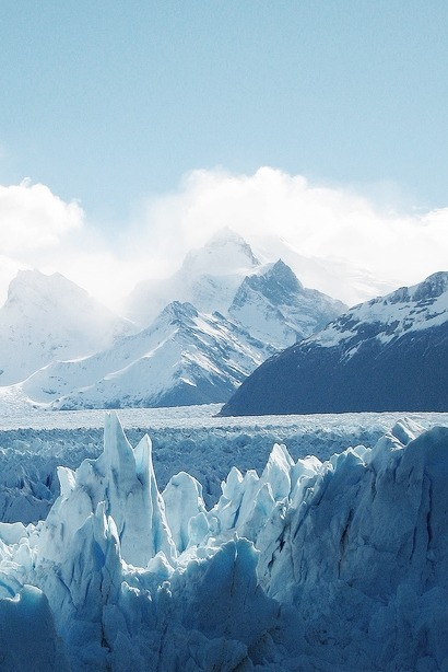 lvndscvpes:  Blue Ice | Source | edited by