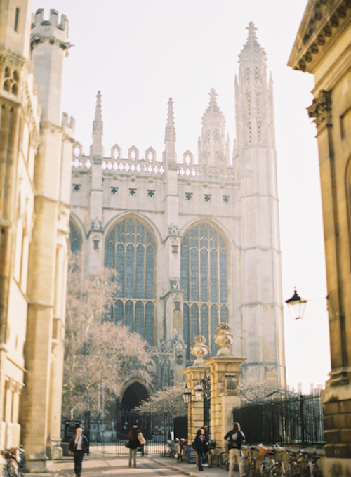 britain-land-of-hope-and-glory:  Cambridge, by Heather Hester