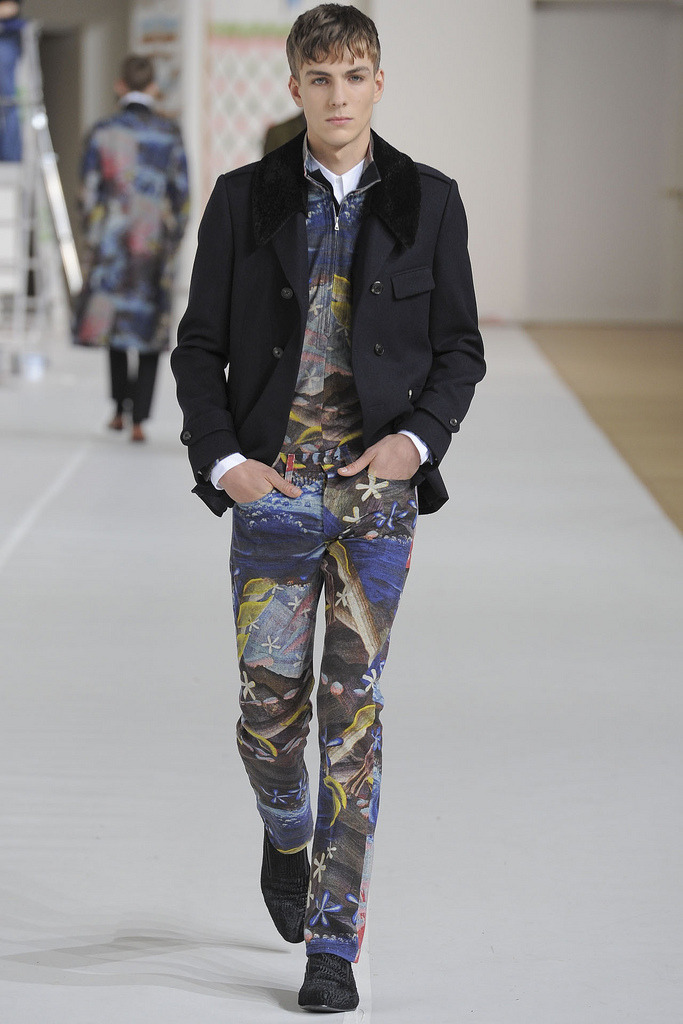 koneck:  Dries van Noten Fall/Winter 2012 PFW