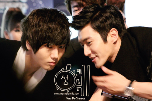 *whisper whisper* YeHae and YeWon