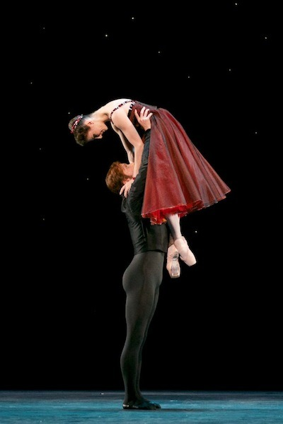 Alina Cojocaru, Johan Kobborg In the night