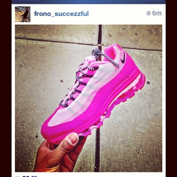 succezzthestore:  Ladies We got the New Air Max 95 #DFW on deck at #succezz