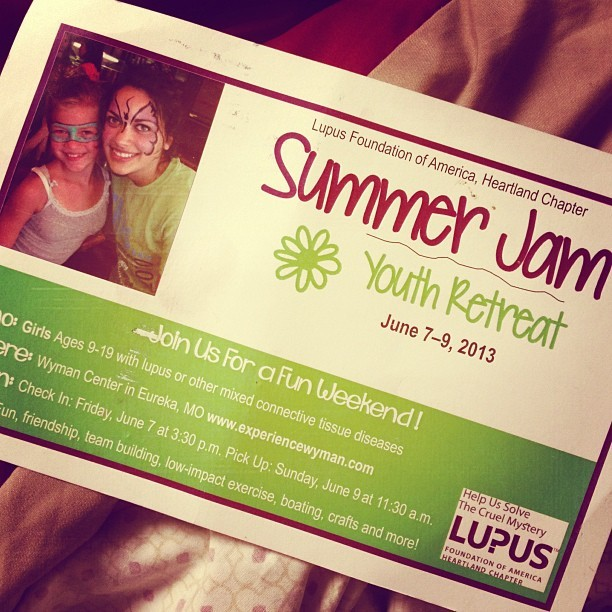 Summer Jam Youth Retreat! Volunteer yourself too! #volunteer #summer #weekend #june #camping #fun @bredaju  (at Wyman Center)