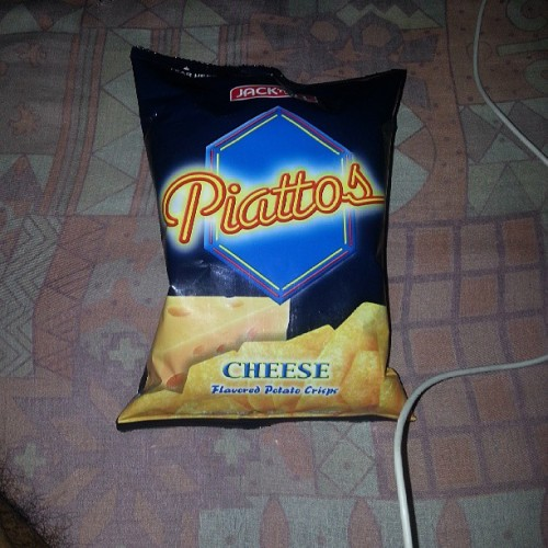 My favorite! #piattos #cheeseoverload #sunday #cravings #love #happiness #picoftheday #favorite #instamood #instagramphoto #instaaddicts