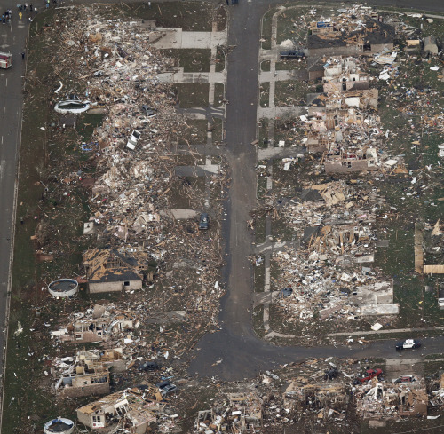(via Photos of Tornado Damage in Moore, Oklahoma - In Focus - The Atlantic)