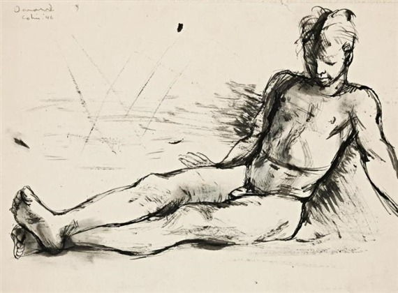2018-11-06 21:02:36 - donald friend a study of colin 1946 pastmalebeauty http://www.neofic.com