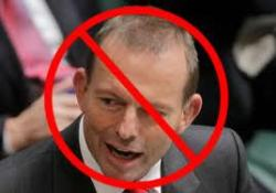 """ When looked at in isolation, the lies and indiscretions of Tony Abbott, his problems with women and even his negativity could perhaps all be written off as just Tony being Tony. Or 'that's just politics.'  However my focus here is on character, and whether Mr Abbott has enough of it to be the leader of our nation. My contention is that because we are looking at a litany of instances of lying, deception and bad behaviour over a long period of time, he simply doesn't have the essence of character which is one of the main ingredients in the recipe of leadership. If politics is fundamentally about ideas, it is also about leadership. In this piece I have deliberately steered clear of policy argument in order to concentrate on character. On three occasions I have invited people on Facebook to list five attributes of Tony Abbott that would warrant his election as Prime Minister of Australia. I have never received a reply. And when you look at the list is it any wonder?  He is simply bereft of any character at all. He has been described as the Mad Monk and many other things, but essentially he is a repugnant gutter politician of the worst kind. In following the American Republican party's example, his shock and awe tactics associated with perpetual crisis,has done nothing but degenerate the standard of Australian politics, and the Parliament generally. In the public eye he is most effective in attack-dog mode. However he is found wanting when he needs to defend himself, and simply reverts to stuttering hesitation and lies. Or just walking out on press conferences when he stumbles over tough questions. This is particularly noticeable when he tries to explain the complexity of policy detail. The future of this country is of vital importance. So much so that its leadership should never be entrusted to a politician of such little virtue and character. A man who has failed to articulate a narrative for Australia's future other than a personal desire to occupy The Lodge. Given his performance of late he would do well to consider these words: Better to remain silent and be thought a fool than to open your mouth and remove all doubt. It's easy to understand what Abbott says because he only speaks in slogans. The difficulty is knowing what he means."" ~ Read the full article to see the appalling chronicle of lies, brutality and the sheer nastiness of this man who would be Prime Minister of Australia. It's a disturbingly long  list of dishonesty and bastardry. via Never « The Australian Independent Media Network - a guest post by John Lord."